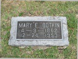 Mary Elizabeth <i>Oliver</i> Botkin