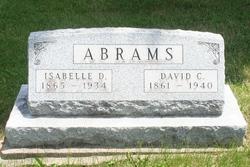 Isabelle D. <i>Dawson</i> Abrams