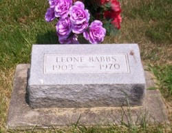 Celestia Leone <i>Lowder</i> Babbs