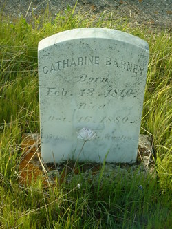 Catherine <i>Phillips</i> Barney