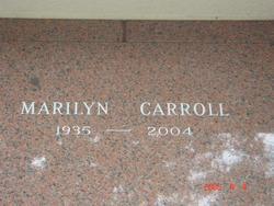 Marilyn <i>Kelleher</i> Carroll