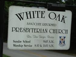 White Oak Associate Reformed Presbyterian Cemetery