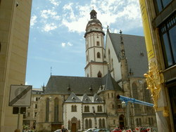 Thomaskirche (Saint Thomas' Church)