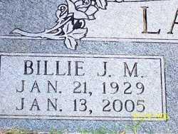 Billie James Miles Langley