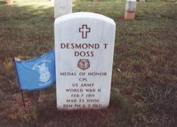 Desmond Thomas Doss