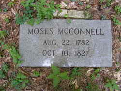 Moses McConnell