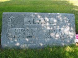 Ina Rose <i>Mitchell</i> Kearl