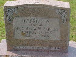 George W Bartley