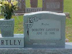Dorothy <i>Sandifer</i> Bartley