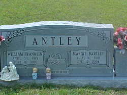 Margie <i>Bartley</i> Antley