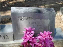 Charlotte Lottie <i>Sloan</i> Adams