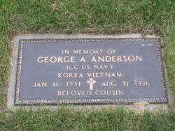 SMN George A. Anderson