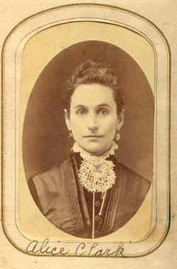 Alice Irene <i>Clark</i> Triscuit