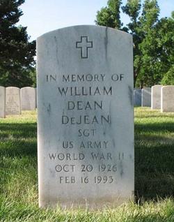 William Dean Dejean