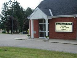 Shantz Mennonite Church Cemetery