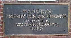 Manokin Presbyterian Church Cemetery