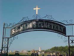 Saint Marys Catholic Church Cemetery