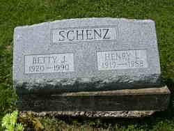 Henry Hank Schenz