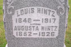 Augusta <i>Miller</i> Hintz