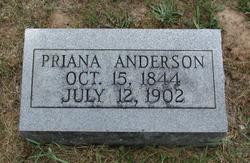Priana C. L. <i>Eaves</i> Anderson