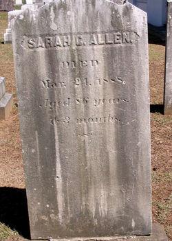 Sarah C. Allen