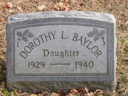Dorothy L. Baylor