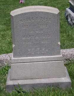 Mary A. <i>Townsend</i> Foss