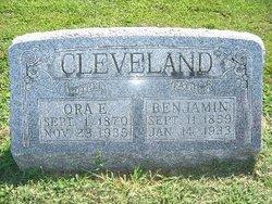 Benjamin Ben Cleveland