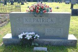 Lucille <i>Raxter</i> Kilpatrick
