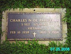 Sgt Charles Newton DePrisco, Jr