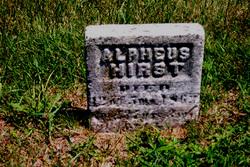 Alpheus Hirst