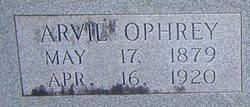 Arvil Ophrey Kilpatrick