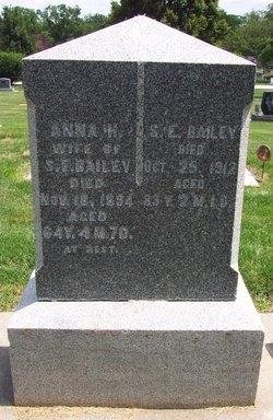 Selden E. Bailey