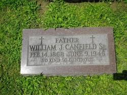 William J Canfield, Sr