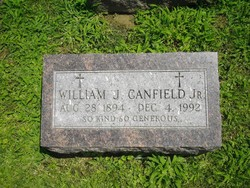 William J Canfield, Jr