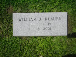 William J Klauer