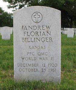 Andrew Florian Billinger