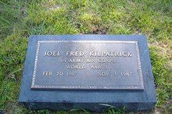 Dr Joel Frederick Kilpatrick, Sr