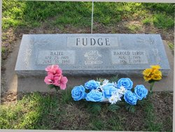 Hazel <i>Berger</i> Fudge