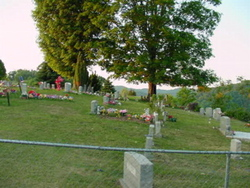 Morgan Branch Freewill Baptist Cemetery
