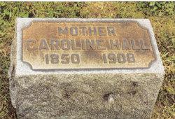 Caroline <i>Sparks</i> Hall
