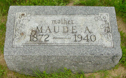 Maude Ann <i>Gwinn</i> Ellingsworth