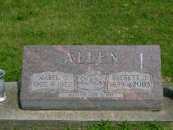 Everett Jennings Allen
