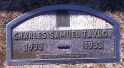 Charles Samuel Taylor
