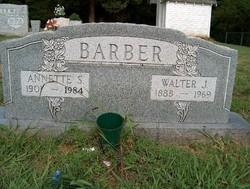 Annette S Barber