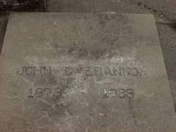 John E. Brannon