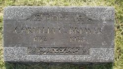 Cordelia <i>Creekmore</i> Brewer