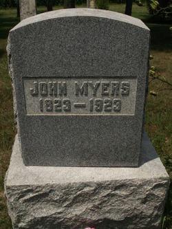 John W. Myers