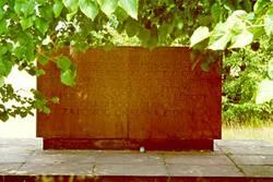 Belzec Holocaust Memorial