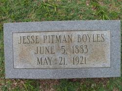 Jesse Pitman Boyles